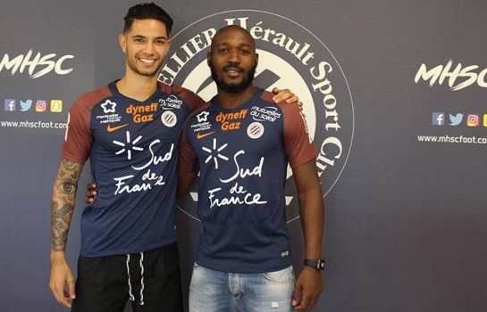Sio et Pedro Mendes